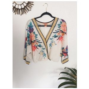 Flying Tomato | Floral Blouse